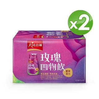【天地合補】膠原蛋白玫瑰四物飲120ml×6入×2盒