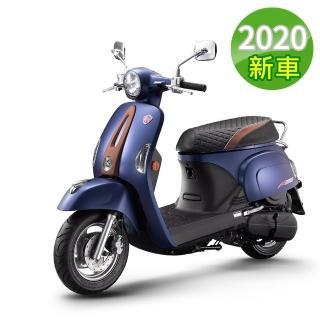 【KYMCO 光陽】MANY 110 碟煞 六期車(2020新車)