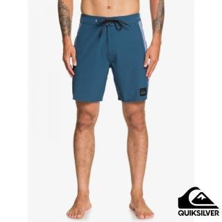 【Quiksilver】男款 男泳裝 衝浪褲 褲子 短褲 HIGHLINE ARCH 19(藍色)