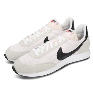 【NIKE 耐吉】休閒鞋 Air Tailwind 79 運動 男女鞋 經典款 復古球鞋 情侶穿搭 麂皮 質感 白 黑(487754-100)