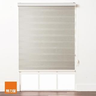 【特力屋】韓國可調光遮光捲簾 米色款 寬105x高185cm