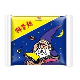 【科學麵】原味科學麵2箱(共80入)