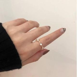 【SeasonsBikini】戒指韓國製氣質戒指 -695(戒指韓國製氣質戒指)