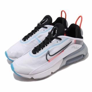 【NIKE 耐吉】休閒鞋 Air Max 2090 運動 男鞋 氣墊 避震 未來之鞋 舒適 穿搭 白 黑(CT7695-100)