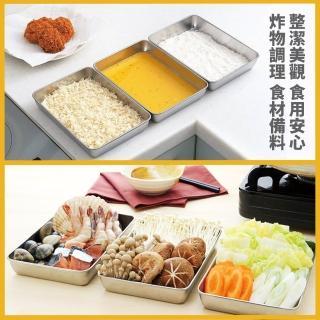【日本Arnest】日本製多功能不鏽鋼保鮮盒附單網及透明蓋(超值7件組合 3盒+3蓋+1網)