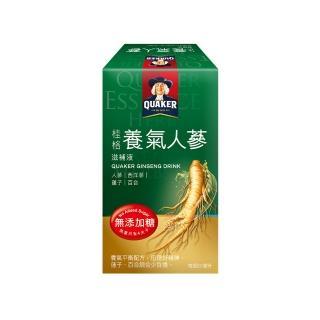 【桂格】無糖養氣人蔘60ml*36入-週期購