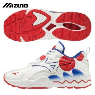 【MIZUNO 美津濃】MIZUNO SPORTS STYLE WAVE RIDER 1 運動休閒鞋 D1GA200362(休閒鞋)
