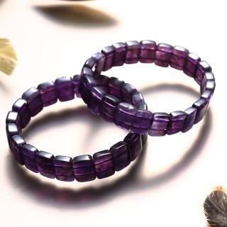 金富發智慧貴人紫水晶手環