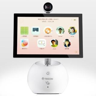 【TECOM 東訊】智慧視訊通話機器人(NV3012上班顧家兩不誤)