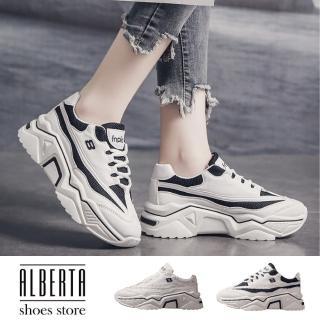 【Alberta】5CM休閒鞋