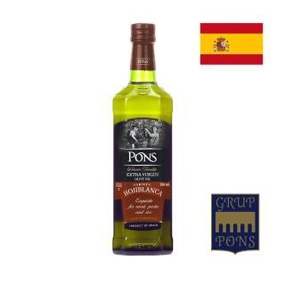 【PONS 龐世】龐世歐希布隆卡特級冷壓橄欖油750ML(進口食材)