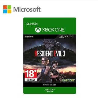 【Microsoft 微軟】惡靈古堡 3 中文版(下載版 購買後無法退換貨)
