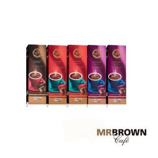 【金車/伯朗】伯朗義式膠囊咖啡綜合5盒(10入/盒)