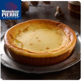 【皮耶先生】半熟乳酪蛋糕7吋(乳酪蛋糕)
