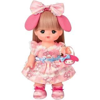 【PILOT TOY】小美樂娃娃配件 美樂蒂小洋裝(女孩 家家酒)