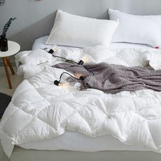 【MIGRATORY 媚格德莉】台灣製可水洗抑菌四季被(雙人)