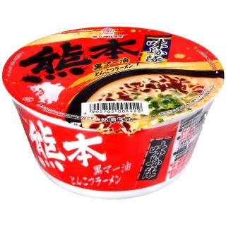 【marutai丸太】熊本黑麻油豚骨風味拉麵(70g)