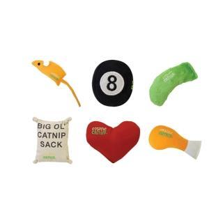 【Cosmic Catnip 宇宙貓】天然貓草沙包系列 單入〈加購價〉