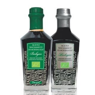 【Terra Del Tuono】義大利有機巴薩米克醋 橡木桶熟成(綠標6年+銀標2年)