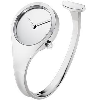 【Georg Jensen 喬治傑生】VIVIANNA 石英腕錶-27mm(3575610)