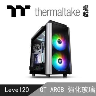 【+9元送650VA UPS Thermaltake 曜越】LEVEL 20 GT ARGB高直立式強化玻璃機殼