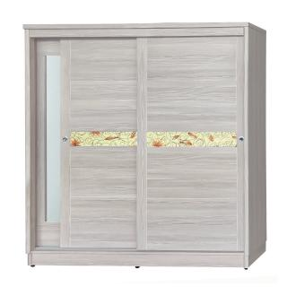 【MUNA 家居】時尚6X7尺三拉衣櫥(衣櫃)