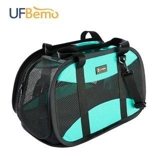 【UFBemo 優范寵物】超輕款可折疊便攜出行包(瑪律斯綠)