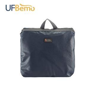【UFBemo 優范寵物】便攜可折疊寵物汽車墊(深藍色)