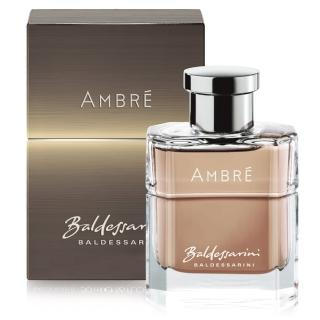 【Baldessarini 巴爾德賽里尼】AMBRE 琥珀男性淡香水 50ml(平輸正品)