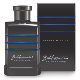 【Baldessarini 巴爾德賽里尼】秘密任務男性淡香水 90ml(平輸正品)