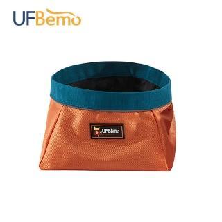 【UFBemo 優范寵物】單件裝可折疊(橘紅L碼-2.5L)