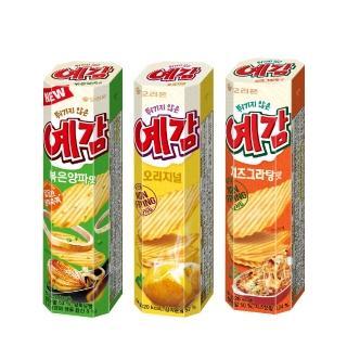 【好麗友】預感香烤洋芋片64g任選(原味/焗烤起士/炒洋蔥(非油炸))