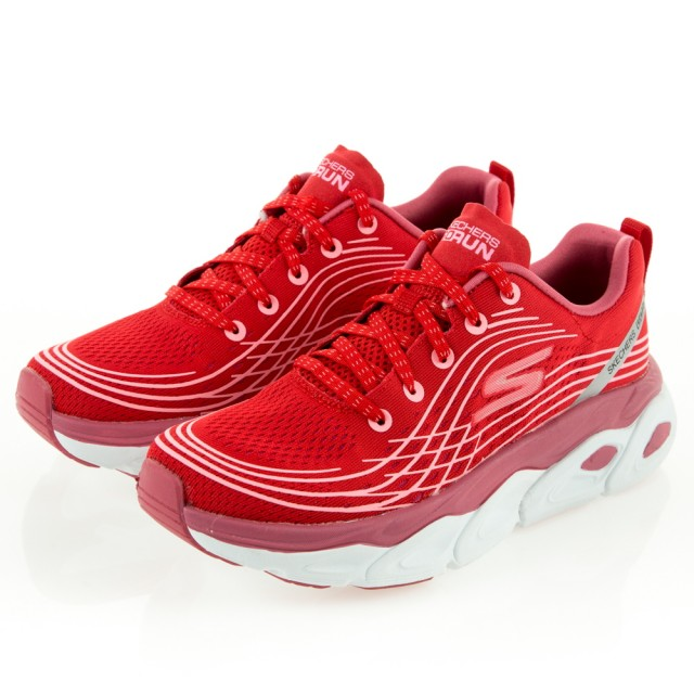 【SKECHERS】女 慢跑系列 GO RUN MAX CUSHIONING ULTIMATE(17691RDPK)