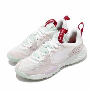 【NIKE 耐吉】休閒鞋 Jordan Delta 冠希著 男鞋 Jade Aura 喬丹 React 綠 白(CD6109-100)