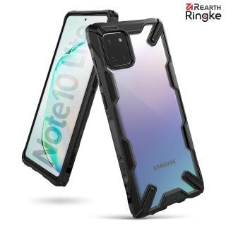 【Ringke】Rearth 三星 Galaxy Note 10 Lite [Fusion X] 透明背蓋防撞手機殼(Galaxy Note 10 Lite 手機殼)