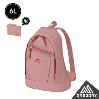 【Gregory】新品│6L LADYBIRD BACKPACK XS後背包(玫瑰粉)
