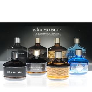 【John Varvatos】工匠系列小香禮盒15mlx4(經典同名/工匠藤編/Vintage復古典藏/工匠Blu)