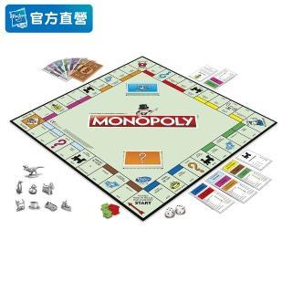 【MONOPOLY 地產大亨】地產大亨(快速成交地產投資遊戲 C1009)