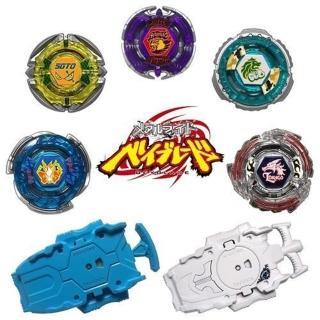 【Beyblade 戰鬥陀螺】BBG-31 鋼鐵奇兵紀念組(男孩 對戰)
