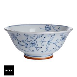 【HOLA】線唐草日式輕量拉麵碗19cm