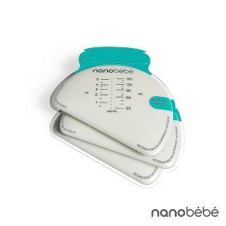 【nanobebe】母乳保鮮袋(50入)