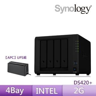 【UPS超值組】Synology