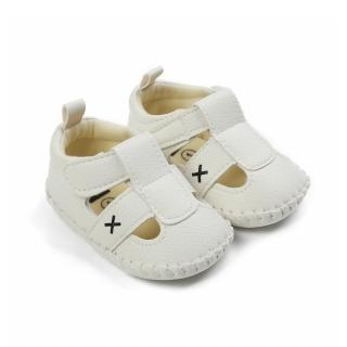 【Baby 童衣】鏤空包頭嬰兒鞋 學步鞋 88305(共兩色)
