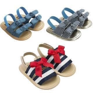 【Baby 童衣】海軍風嬰兒鞋 女寶寶學步鞋 88306(共三色)