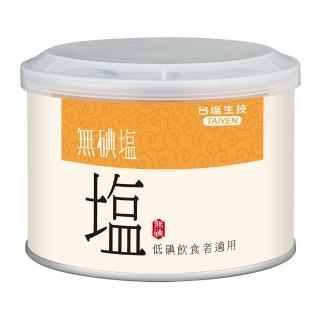 【台鹽】健康無碘鹽(300g)