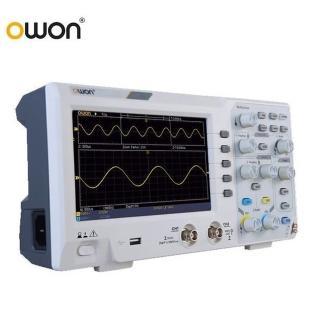 【OWON】可攜式100MHz雙通道示波器 SDS1102(示波器)
