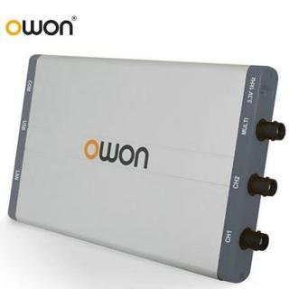 【OWON】USB介面100MHZ雙通道示波器 VDS3102L LAN網路口(示波器)