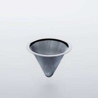 【TG】手沖咖啡不鏽鋼濾網 114mm(台玻 X 深澤直人)