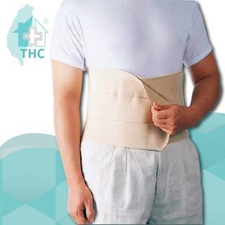 【THC】三片式腹部支撐帶(束腹帶)