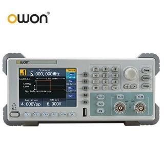 【OWON】10MHz雙通道信號產生器 AG1012F(信號產生器 訊號產生器)